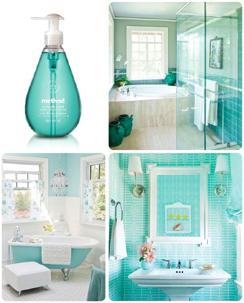 17 Best Images About Bedroom Bathroom Colors Aqua Blue: Best 25+ Turquoise Bathroom Decor Ideas On Pinterest