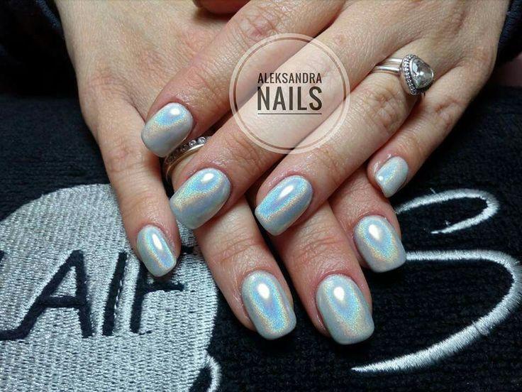 #nailart #nails #gel #glitter #unghiemania #unghiegel #pazzeperleunghie #nailstyle #naildecore #manicure #nailsideas #colorednail #hands #polveredistelle