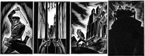 Lynd Ward - Gods Men
