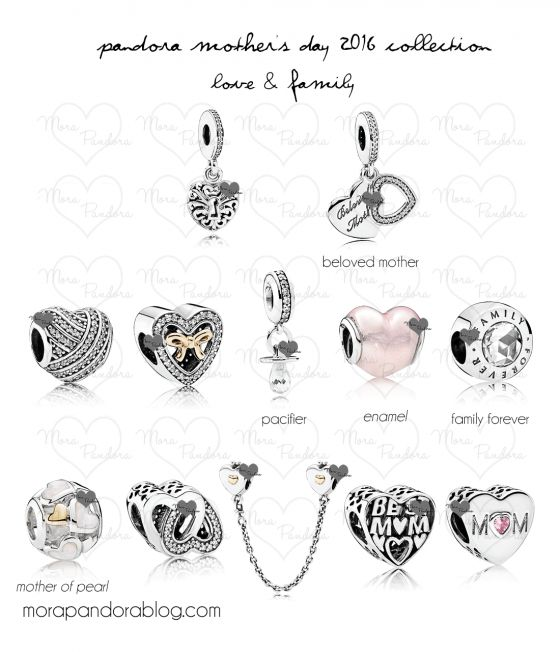 Pandora Mother s Day 2016 Collection Preview (Updated  c5e843d9009
