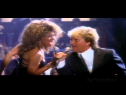 Rod Stewart & Tina Turner - It Takes Two [Official Music Video] - YouTube