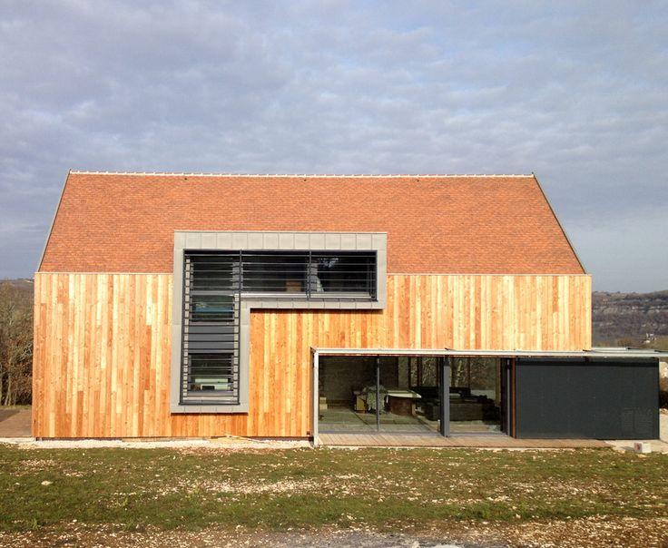 1000 ideas about construction bois on pinterest construction en bois bois - Anglade structure bois ...