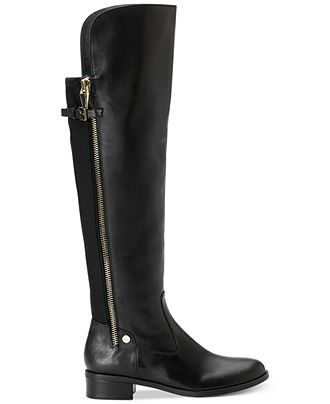 Calvin Klein Women's Gladys Tall Boots - Boots - Shoes - Macy's