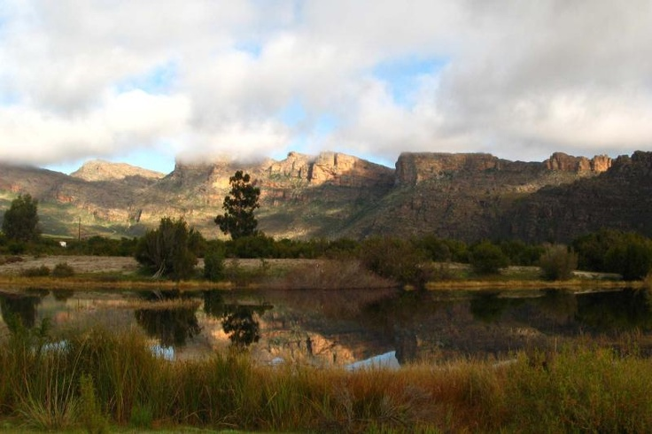South Africa.  Pakhuis nr. Clanwilliam. Pet friendly by arrangement http://www.depakhuys.com/