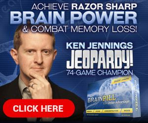 BrainPill is a powerfull supplement that works, in fact it works so well it is endorsed by famous Jeopardy Winner Kevin Jennings. http://nootropicsreviewed.com/OrderBrainPill