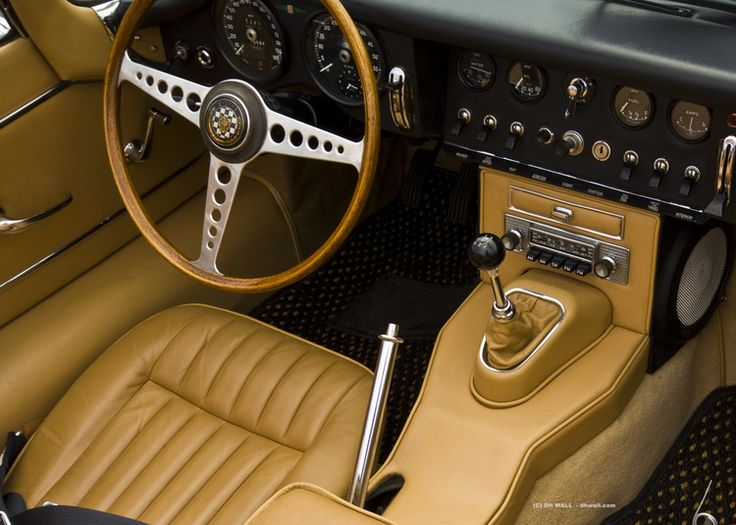 Best Classy Classic Car Interiors Images On Pinterest Car