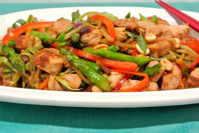 This Chinese Five Spice Chicken has a wonderfully warm, aromatic flavor and tastes spectacular.