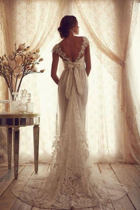 Niepoprawna Panna Młoda: Suknie ślubne w stylu boho