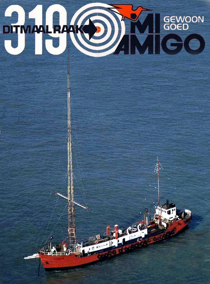 Radio Mi Amigo poster