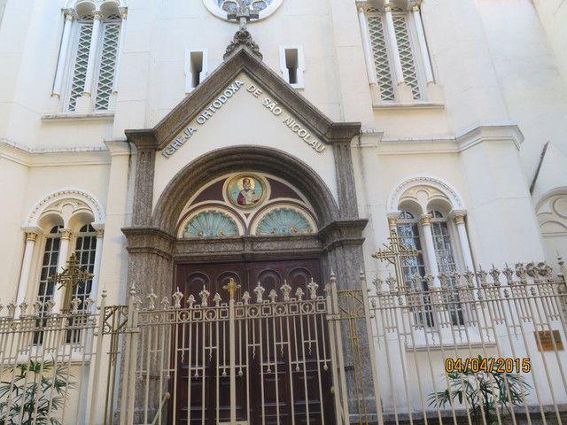 Igreja Antioquina São Nicolau Rio De Janeiro Rj Rio De Janeiro Igreja Rio