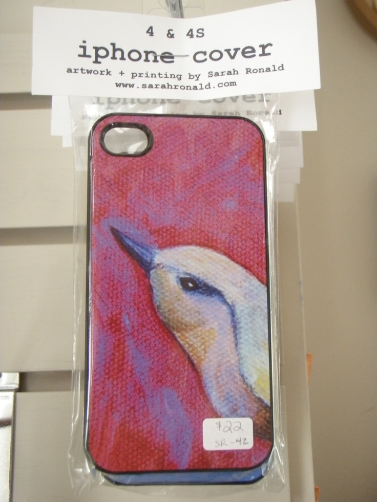 Blackberry Artists: Happy Father's Day    iphone cover by artist, Sarah Ronald