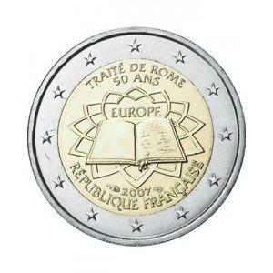 2 /€ Irlande 2007 Trait/é de Rome