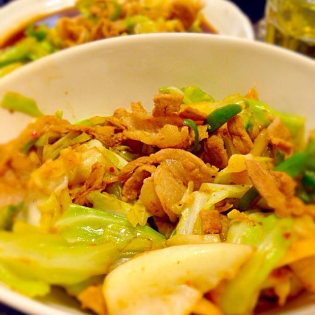 豆板醤を入れなければ、小さい子供達も食べられます^_^ - 48件のもぐもぐ - ホイコーロー by hiroakihosvul