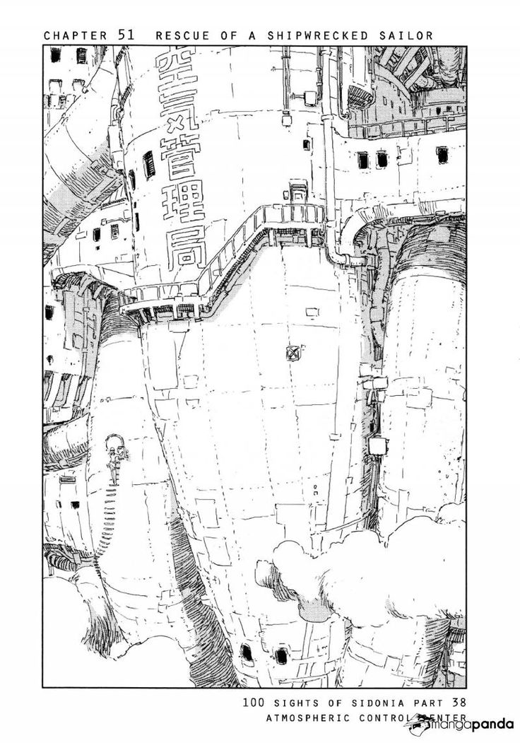 knights of sidonia | Knights of Sidonia 51 - Read Knights of Sidonia 51 Online - Page 1