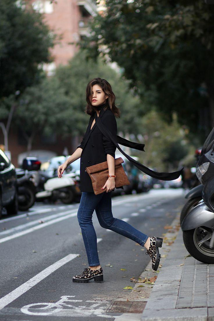 Fashion corner bountiful utah - Get The Look How To Wear Your Black Blazer