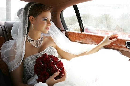 Madinat jumeirah Resort, Dubai - Weddings - Bride Car