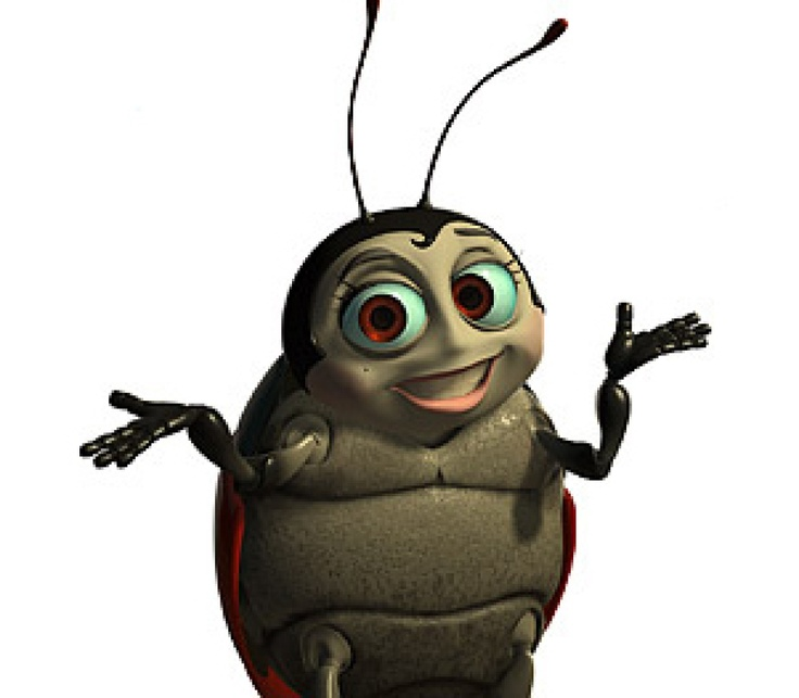 It's just a photo of Breathtaking Characters in a Bug's Life