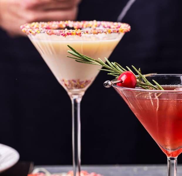 3 fun and festive Christmas drinks | Christmas drinks ...