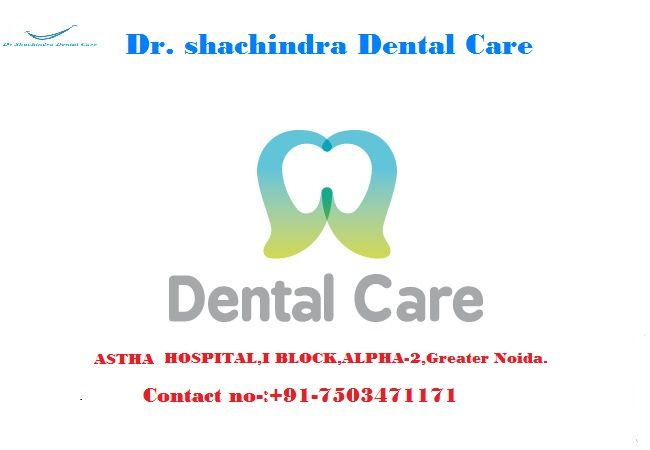 Dr.Shachindra Dental Care Dr. Shachindra dental care services provide  a  general dental practice alongside a dental specialties services. Our  Aim is  provide best dental care services to people.our  dental care professionals team are very  highly qualified and caring for our  patients.we  are  providing  better dental  service in noida since 2005.our dedicated dental surgeons provide a wide range of dental services. Our dental care is a noise free environment with using latest technology…