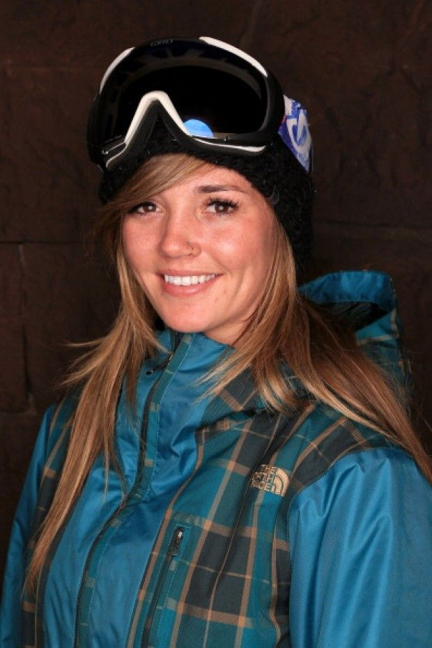 Snowboarder Kaitlyn Farrington, Olympian