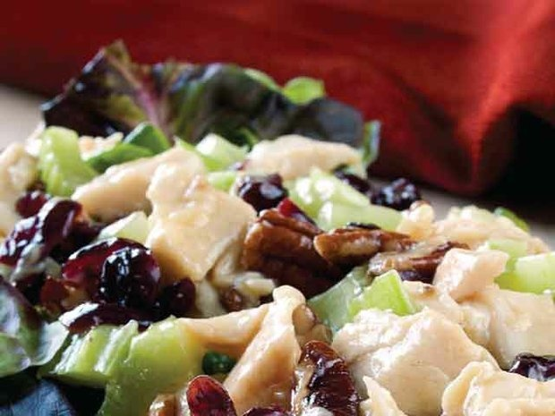 Chicken Pecan Salad with Cranberries: Chicken Pecans, Pecans Salad, Ads Cranberries, Chicken Salad, Articles, Pecans Chicken, 2015 Food, Dinners Appetizers Recipes, Salad W Cranberries