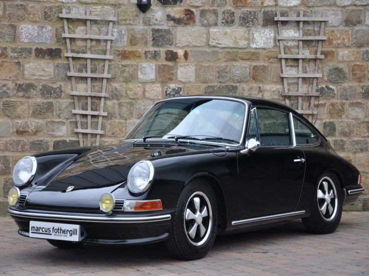 Porsche 912... the car I learned to drive stick shift! Too bad we sold it...