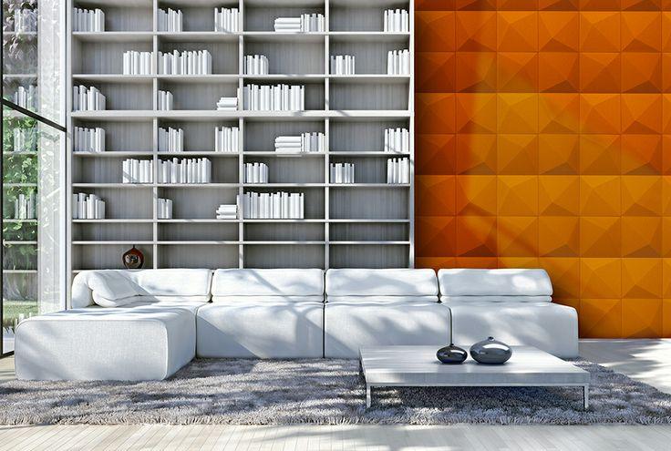 pannelli in sughero Wall 3d