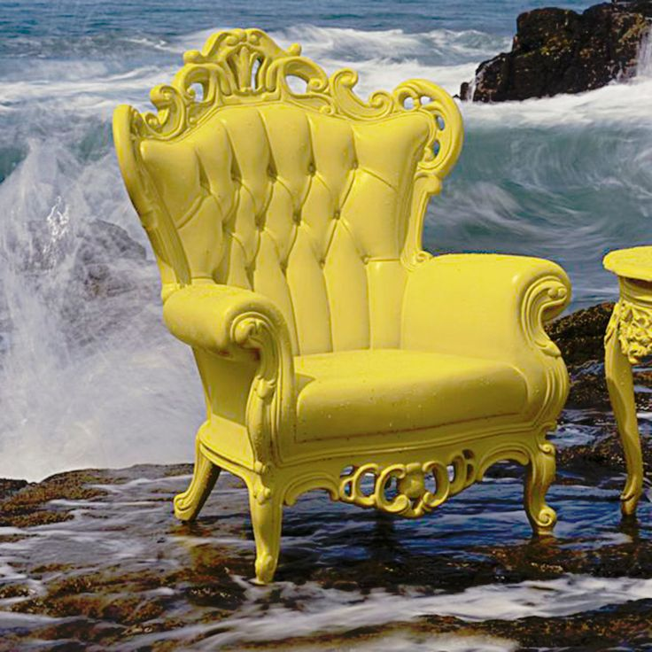 Chair Yellow - this is really a great chair!!!