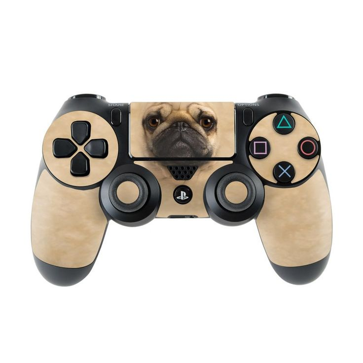 Image result for pug ps4 controller skin ps4 controller