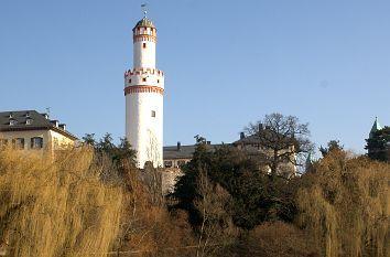 Schloss Bad Homburg mit Weißem Turm