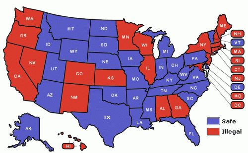 concealed carry permit state reciprocity - This varies depending on which state you have a permit in.