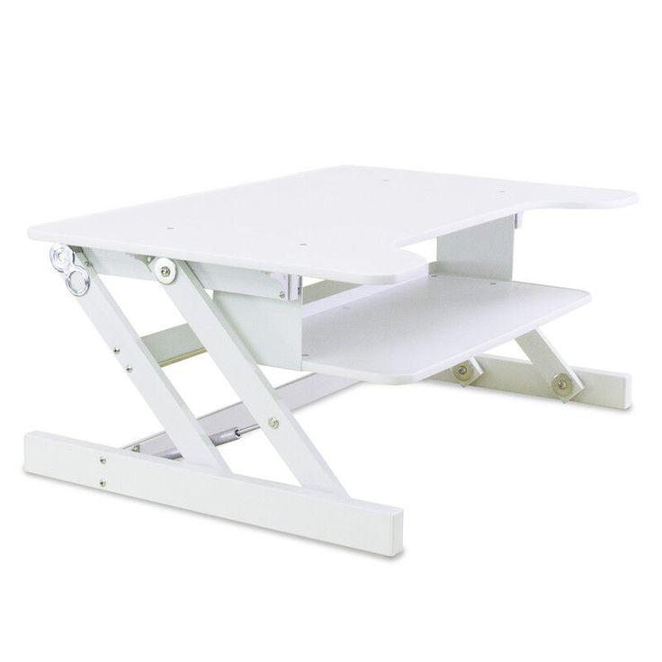 Компьютерные столы для ноутбука стенд может поднять мобильная станция standing office рабочий стол