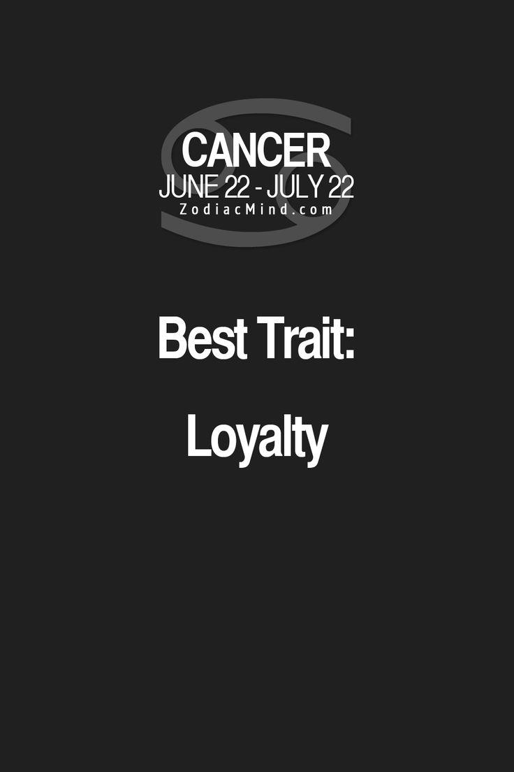 Best trait but major cause for heartache