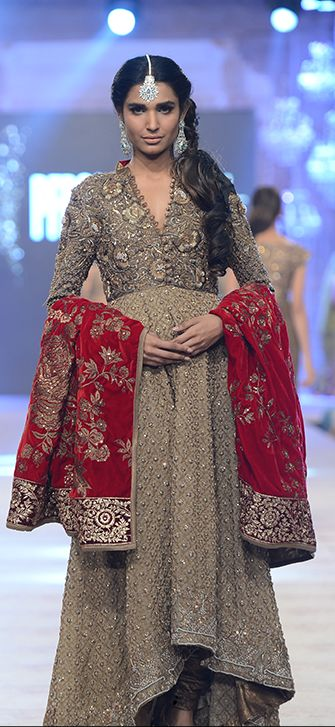 1332 best pakistani bridal dresses images on pinterest for Couture meaning in urdu