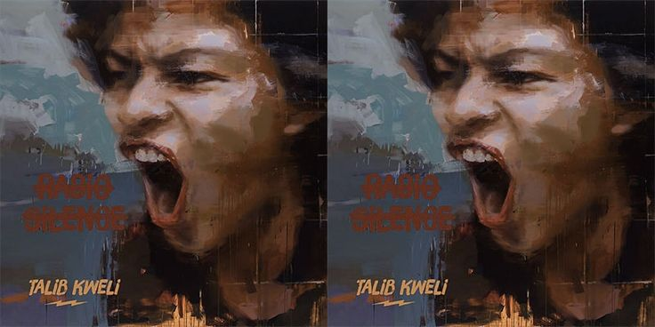Talib Kweli Unveils New LP Radio Silence #thatdope #sneakers #luxury #dope #fashion #trending