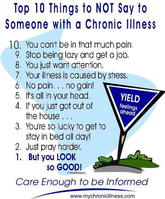Pain: Chronic Pain, Chronic Illness, Tops 10, Fibromyalgia, Rheumatoid Arthritis, 10 Things, Multiplication Sclerosis, Chronicpain, Invi Illness