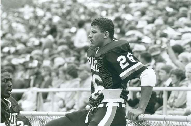 Hall of Famer Rod Woodson Shined at Purdue