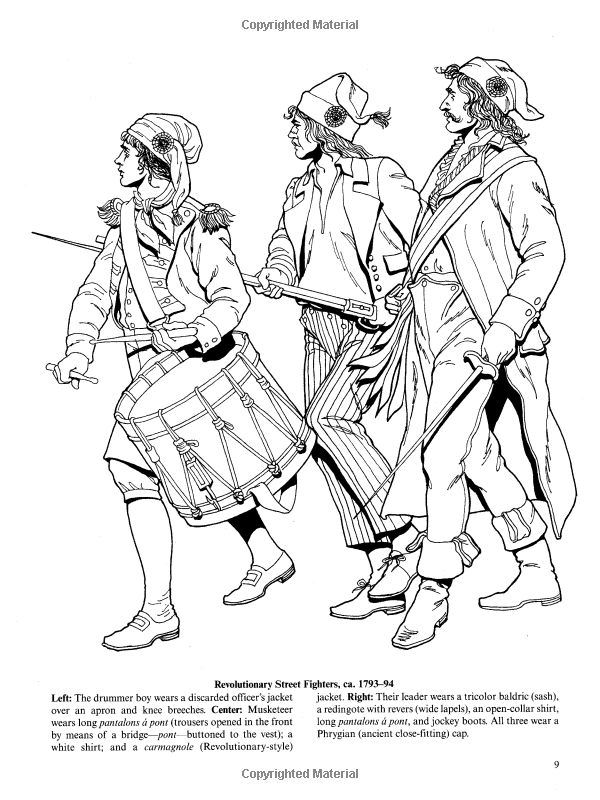 Tom Tierney Coloring Pages