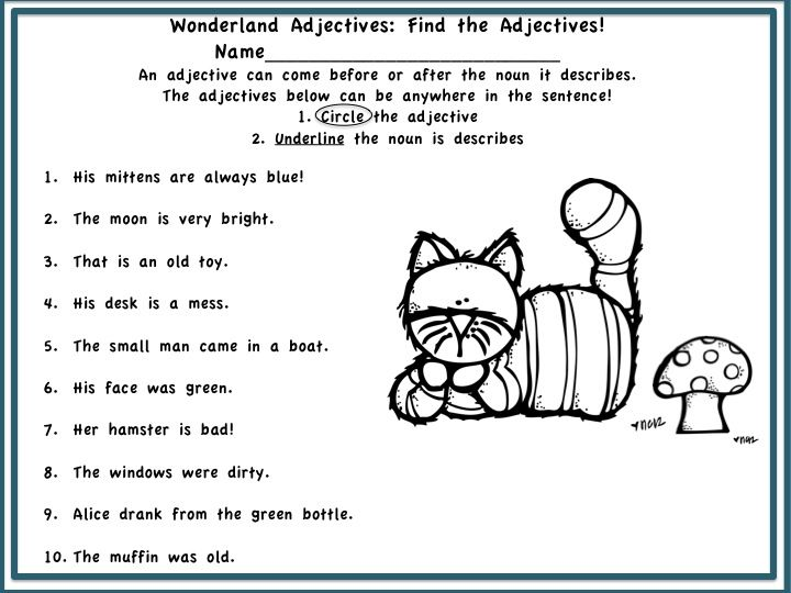 17 best images about Adjective on Pinterest | Poster display ...