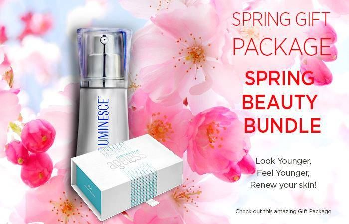 "Pachet promotional ""Spring Beauty""  Nu rata oferta lunii Februarie!"