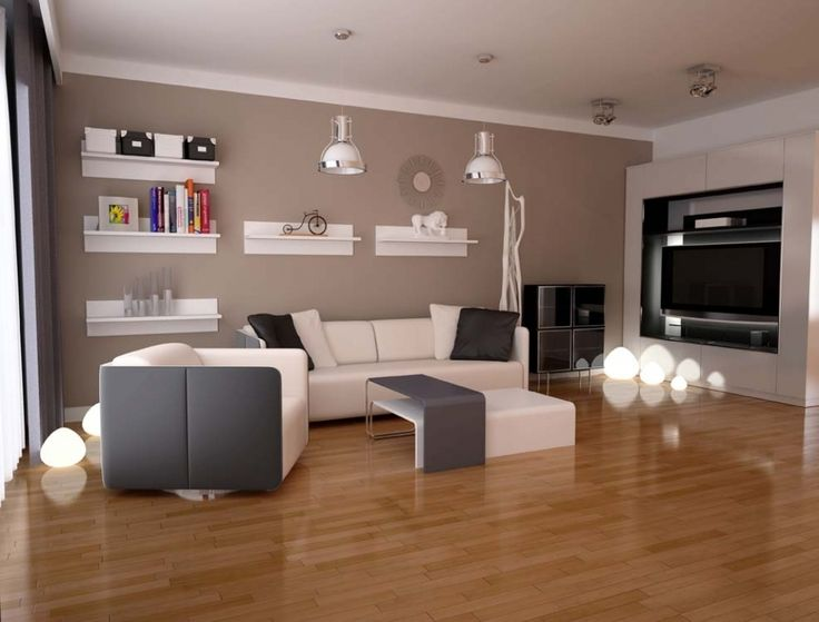 Farbgestaltung Wohnzimmer Modern And