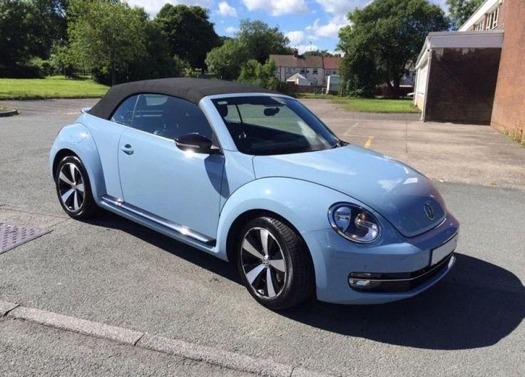 Volkswagen Beetle Convertible 1.4 TSi Sport