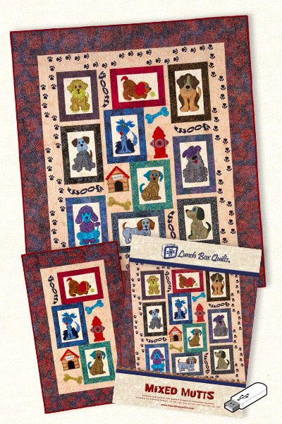 57 best Dog quilt images on Pinterest | Carpets, Cats and Crafts : quilt shops in ri - Adamdwight.com