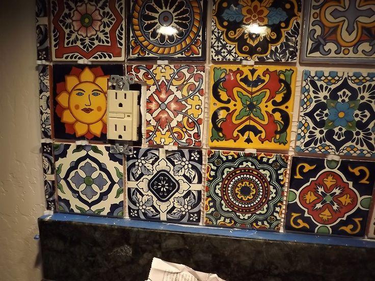 Best 25 Mexican tile kitchen ideas on Pinterest Mexican tiles