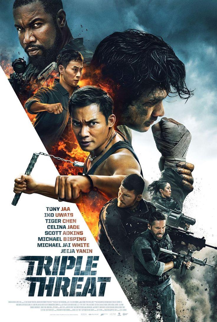 Triple Threat Novo Poster Baixar Filmes Filmes Baixar Filmes Dublados