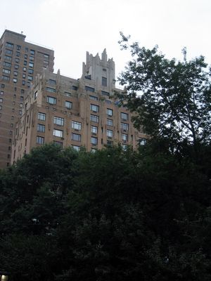 Dana S Apartment Building Ghostbusters