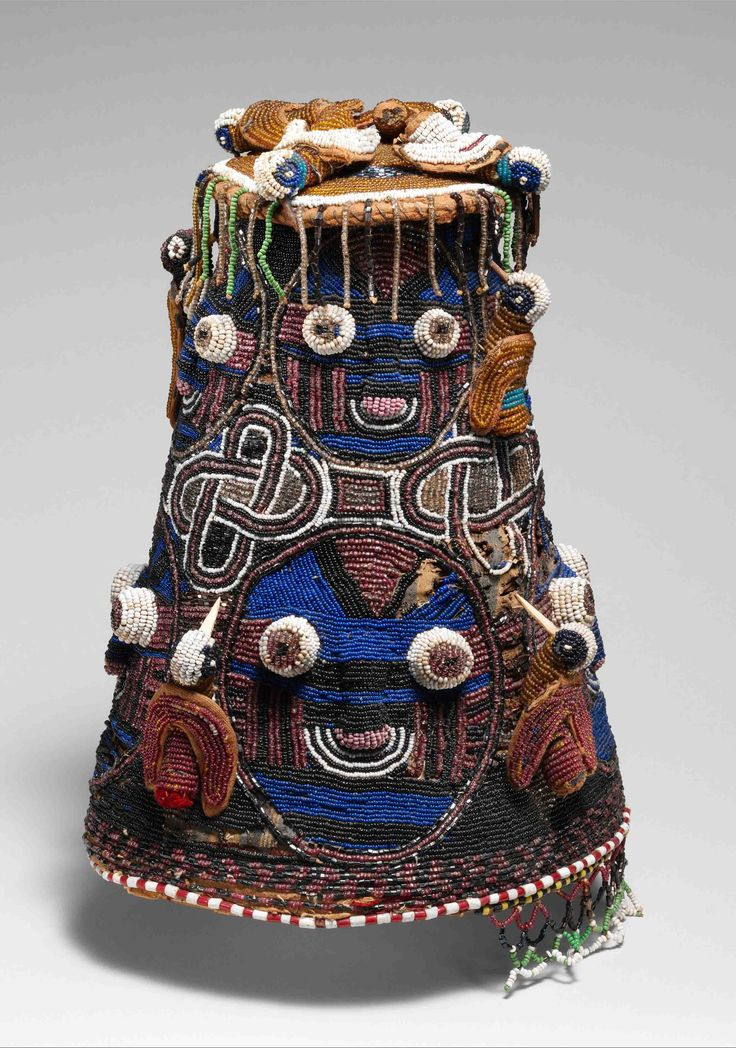 Africa Crown Adenla From The Yoruba People Of The