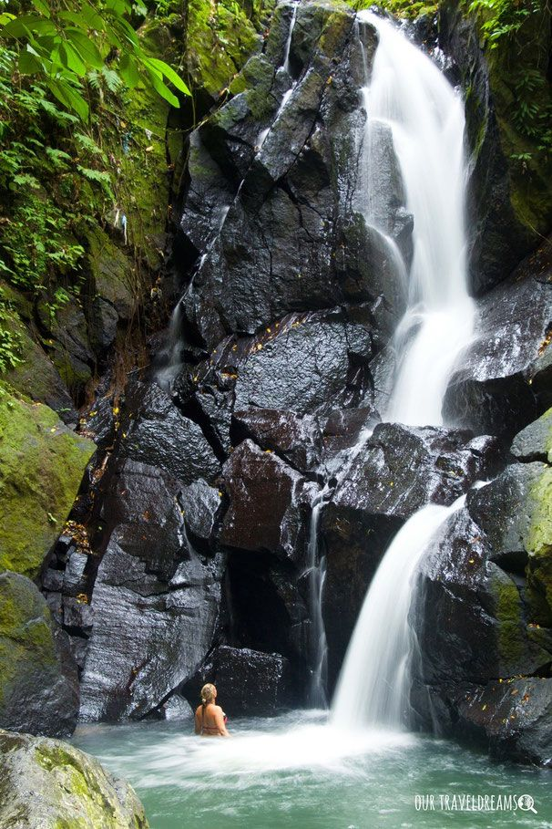 Indonesia || Pulau Weh - Waterfall