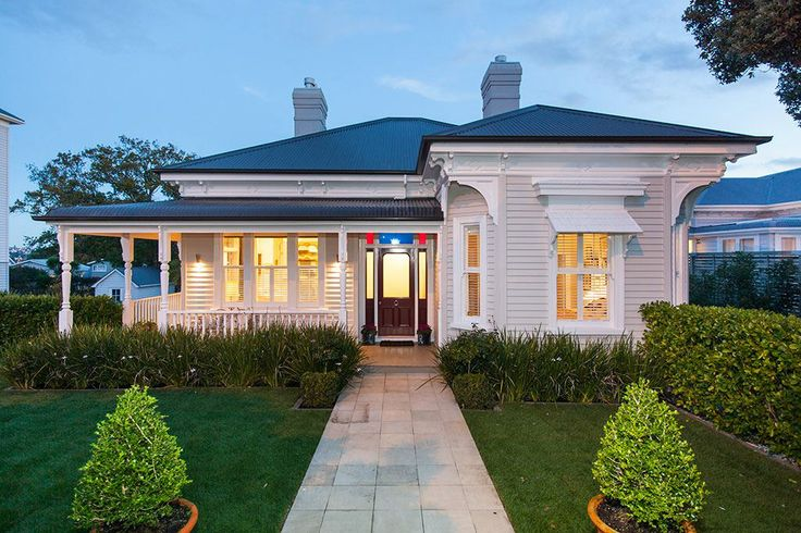 Classical return-verandah colonial villa - 288A Jervois Road | Auckland City | New Zealand | Luxury Property Selection