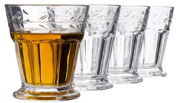 Drikkeglass - Glass og Porselen - Rusta